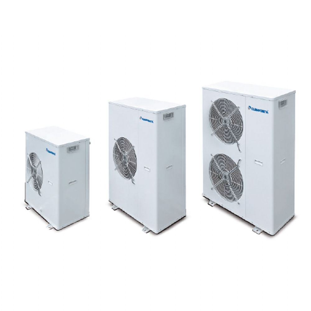 Mitsubishi Electric Climaveneta i-BX Water Chiller Packaged i-BX 004 MNAN RV 4.3Kw 240V~50Hz